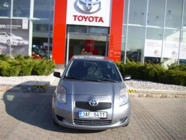 Toyota Yaris 1,4d4d KLIMA 1MAJ SER KN NAFTA, foto 1 Auto – moto , Automobily | spěcháto.cz - bazar, inzerce zdarma