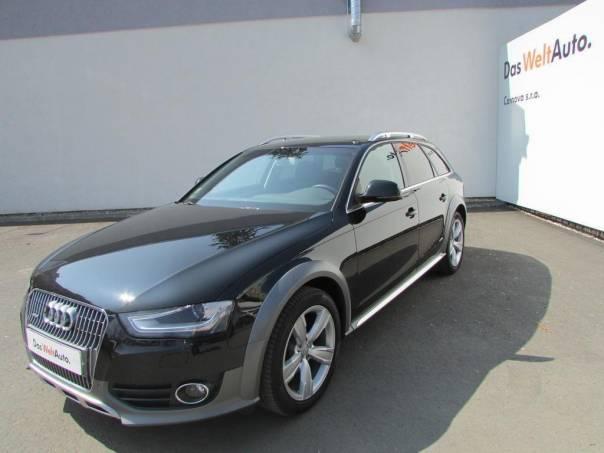 Audi A4 Allroad allroad 2.0 TDI quattro S-tronic, foto 1 Auto – moto , Automobily | spěcháto.cz - bazar, inzerce zdarma