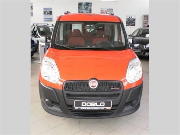 Fiat Dobló cargo combi 1,4 16V Base, foto 1 Užitkové a nákladní vozy, Do 7,5 t | spěcháto.cz - bazar, inzerce zdarma