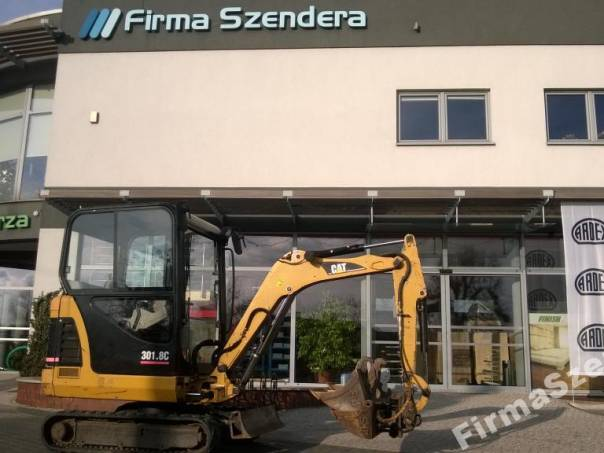Caterpillar  301.8C 2006 423500 Kč EU DPH, foto 1 Pracovní a zemědělské stroje, Pracovní stroje | spěcháto.cz - bazar, inzerce zdarma