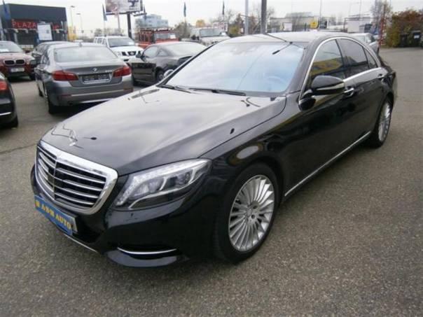 Mercedes-Benz Třída S 350 CDI 190 kW  BLUETEC, foto 1 Auto – moto , Automobily | spěcháto.cz - bazar, inzerce zdarma