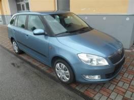 Škoda Fabia 1.6 TDi  AMBIENTE KLIMA  ESP  EL. OKNA  TOP STAV  , Auto – moto , Automobily  | spěcháto.cz - bazar, inzerce zdarma
