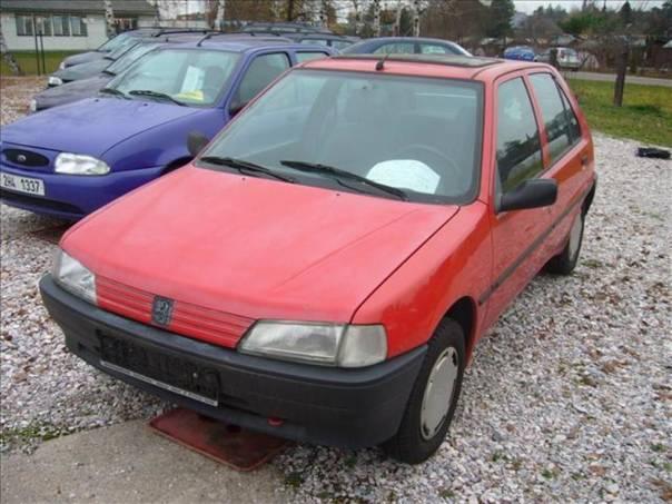 Peugeot 106 1.1 XR, foto 1 Auto – moto , Automobily | spěcháto.cz - bazar, inzerce zdarma