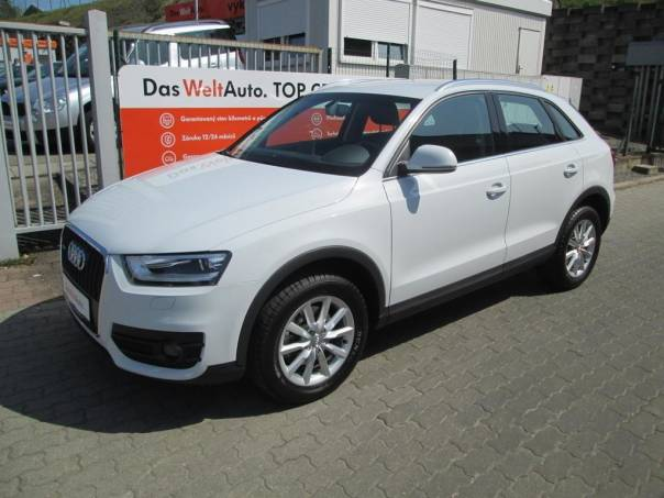 Audi Q3 2,0 TDI quattro (103kW/140k), foto 1 Auto – moto , Automobily | spěcháto.cz - bazar, inzerce zdarma