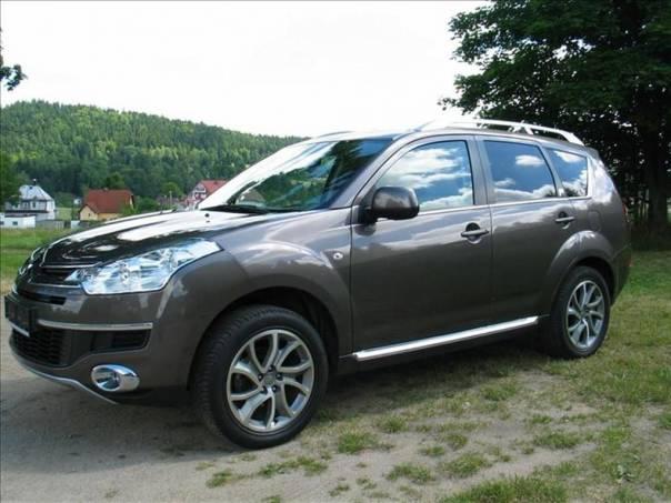 Citroën C-Crosser 2,2 HDi  Kůže,Xenon,7míst   16V EXCLUSIVE, foto 1 Auto – moto , Automobily | spěcháto.cz - bazar, inzerce zdarma
