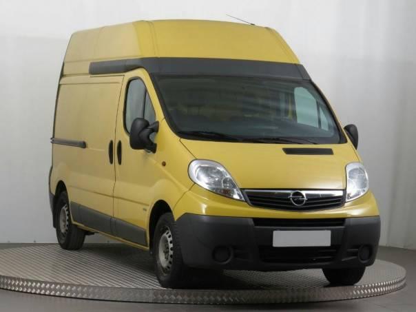 Opel Vivaro 2.0 CDTi, foto 1 Užitkové a nákladní vozy, Do 7,5 t | spěcháto.cz - bazar, inzerce zdarma