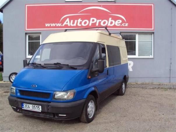Ford Transit 2.0TDI - 6.MÍST, foto 1 Užitkové a nákladní vozy, Autobusy | spěcháto.cz - bazar, inzerce zdarma