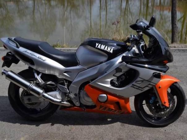 Yamaha YZF , foto 1 Auto – moto , Motocykly a čtyřkolky | spěcháto.cz - bazar, inzerce zdarma
