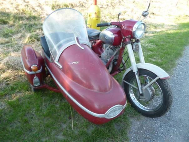 Jawa 350 sidecar, foto 1 Auto – moto , Motocykly a čtyřkolky | spěcháto.cz - bazar, inzerce zdarma