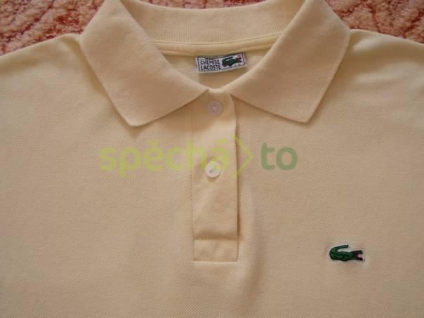 51acce61ae Dámské polo tričko Lacoste