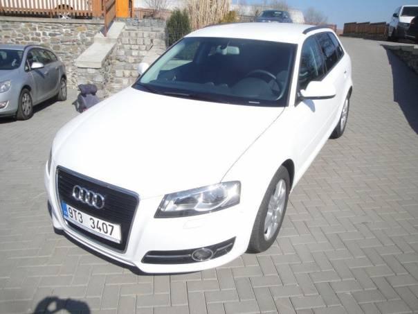 Audi A3 SPORTBACK 1.2TFSI, 27.000km, foto 1 Auto – moto , Automobily | spěcháto.cz - bazar, inzerce zdarma