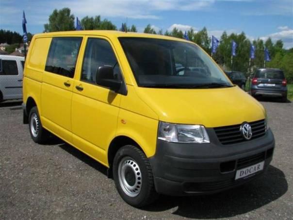 Volkswagen Transporter 1.9 TDI, 75 kW, nosnost 1,2t, foto 1 Užitkové a nákladní vozy, Do 7,5 t | spěcháto.cz - bazar, inzerce zdarma