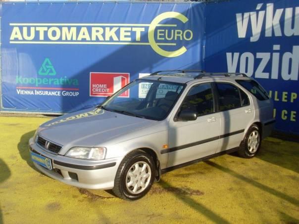 Honda Civic 2.0 TDi 77KW Aerodeck, foto 1 Auto – moto , Automobily | spěcháto.cz - bazar, inzerce zdarma