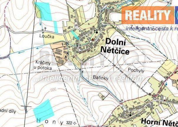 Prodej pozemku, Dolní Nětčice, foto 1 Reality, Pozemky | spěcháto.cz - bazar, inzerce