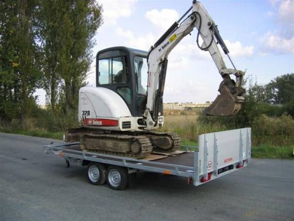 AD3,5Tpro převoz UNC a bagrů-3, foto 1 Užitkové a nákladní vozy, Přívěsy a návěsy | spěcháto.cz - bazar, inzerce zdarma