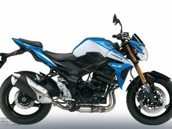 Suzuki  GSR750 Limited Edition ABS 2015, foto 1 Auto – moto , Motocykly a čtyřkolky | spěcháto.cz - bazar, inzerce zdarma