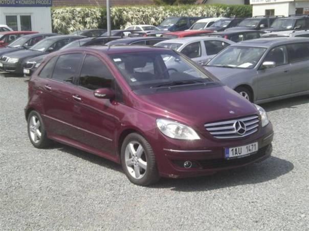 Mercedes-Benz Třída B 200 CDI Automat *výměna možná*, foto 1 Auto – moto , Automobily | spěcháto.cz - bazar, inzerce zdarma