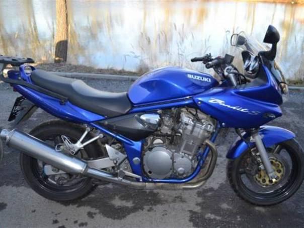 Suzuki GSF / Bandit , foto 1 Auto – moto , Motocykly a čtyřkolky | spěcháto.cz - bazar, inzerce zdarma