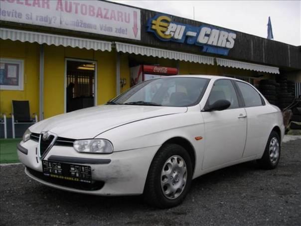 Alfa Romeo 156 1,6   KLIMA,EKO ZAPLACENA, foto 1 Auto – moto , Automobily | spěcháto.cz - bazar, inzerce zdarma