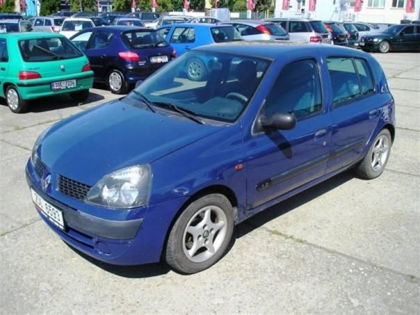 Renault Clio 1,2i 16V ALU KOLA, foto 1 Auto – moto , Automobily | spěcháto.cz - bazar, inzerce zdarma