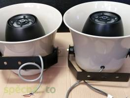 2 ks. tlampačů TOA ELECTRONIC Cs-271 , Hobby, volný čas, Hudba  | spěcháto.cz - bazar, inzerce zdarma
