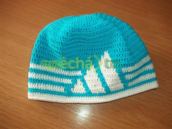Adidas čepice na miminko  217222d2b4
