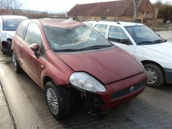 Fiat Grande Punto 1,2i tel :, foto 1 Náhradní díly a příslušenství, Ostatní | spěcháto.cz - bazar, inzerce zdarma