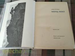 Nápoj reků - dobrodružná kniha , Hobby, volný čas, Knihy  | spěcháto.cz - bazar, inzerce zdarma