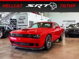 Dodge Challenger SRT Hellcat 6.2 V8 707HP 2015