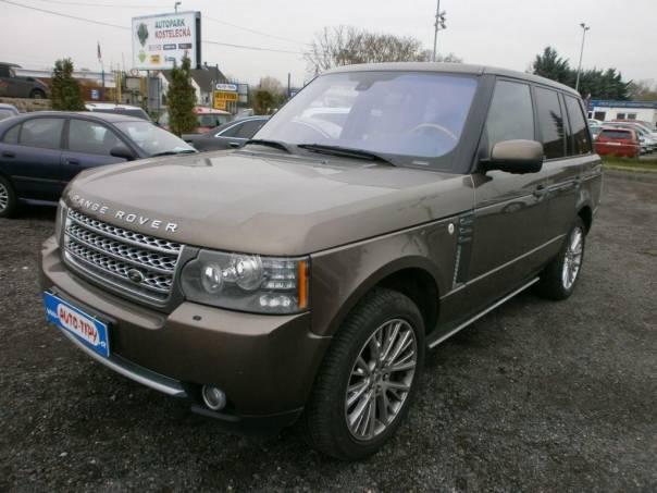 Land Rover Range Rover 4.4TDV8 AUTOBIOGRAPHY, foto 1 Auto – moto , Automobily | spěcháto.cz - bazar, inzerce zdarma