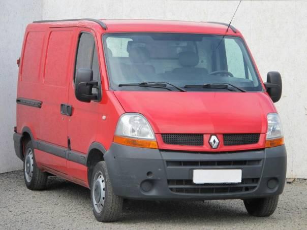 Renault Master 1.9 dCi 80, foto 1 Užitkové a nákladní vozy, Do 7,5 t | spěcháto.cz - bazar, inzerce zdarma