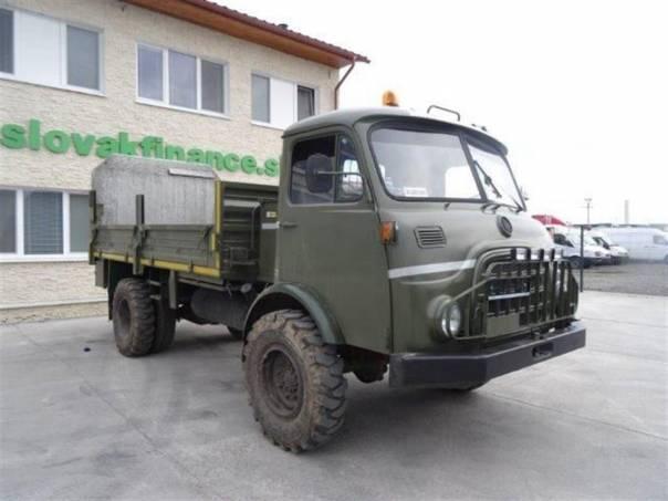 DAIMLER 680M 4x4 valník s hydraulickým čelom, foto 1 Užitkové a nákladní vozy, Nad 7,5 t | spěcháto.cz - bazar, inzerce zdarma