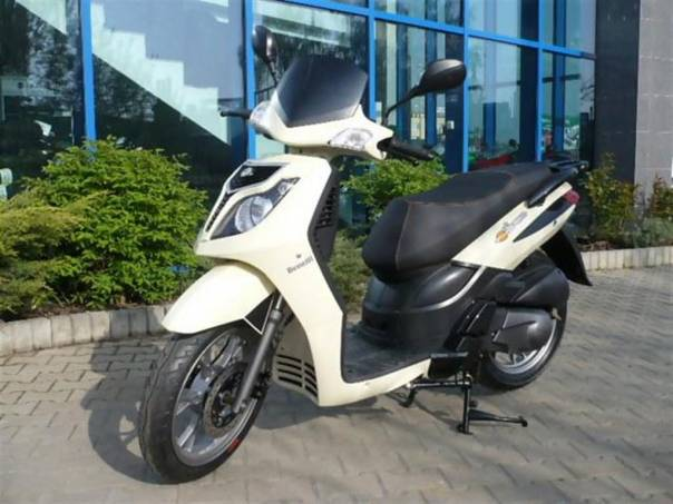 CAFFE NERO 125 SKLADEM, foto 1 Auto – moto , Motocykly a čtyřkolky | spěcháto.cz - bazar, inzerce zdarma