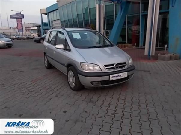 Opel Zafira 2.0 DTI  2.0 DTI 7 Sitzplätze, foto 1 Auto – moto , Automobily | spěcháto.cz - bazar, inzerce zdarma