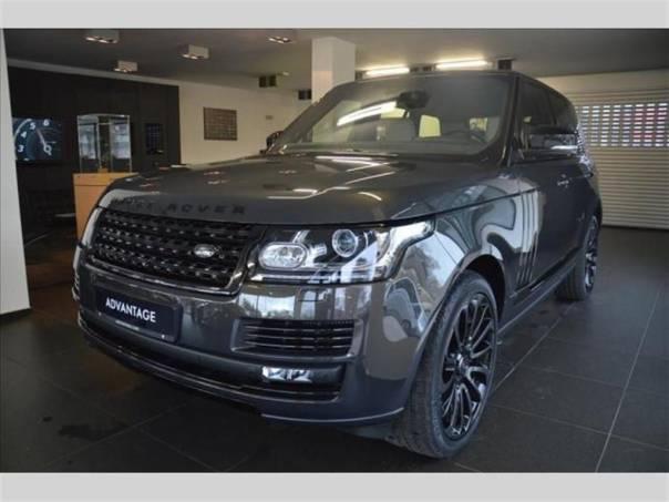 Land Rover Range Rover 4.4 SDV8 Vogue, foto 1 Auto – moto , Automobily | spěcháto.cz - bazar, inzerce zdarma