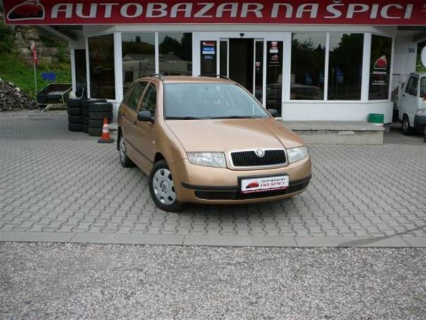 Škoda Fabia 1.4 MPI 50kW--CENTRÁL--2x KLÍČ, foto 1 Auto – moto , Automobily | spěcháto.cz - bazar, inzerce zdarma