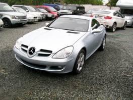 Mercedes-Benz Třída SLK 2,8i V6