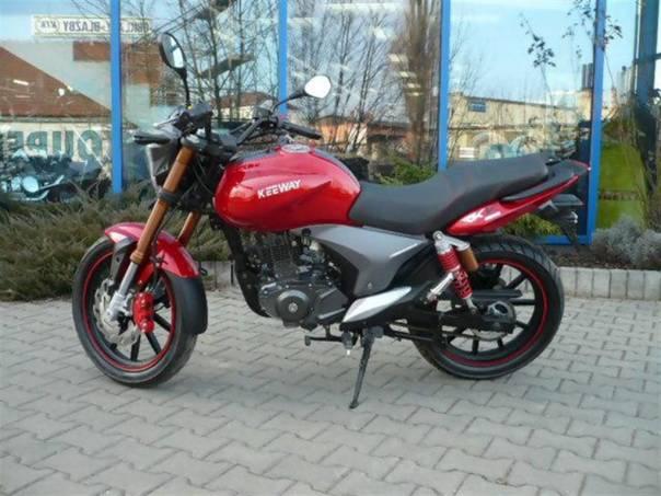 Moto - RKV 125, foto 1 Auto – moto , Motocykly a čtyřkolky | spěcháto.cz - bazar, inzerce zdarma