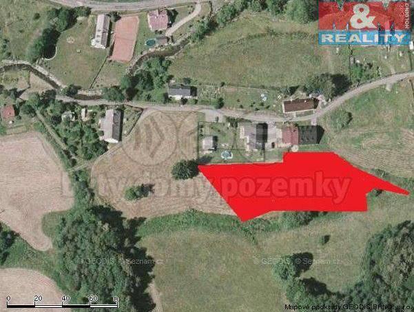Prodej pozemku, Vernířovice, foto 1 Reality, Pozemky | spěcháto.cz - bazar, inzerce