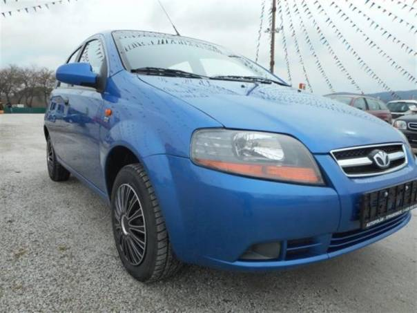 Daewoo Kalos 1.4  61 kW, foto 1 Auto – moto , Automobily | spěcháto.cz - bazar, inzerce zdarma