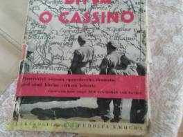 Bitva o Cassino , Hobby, volný čas, Knihy  | spěcháto.cz - bazar, inzerce zdarma