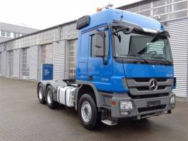 ACTROS 2646 LS s hydraulikou