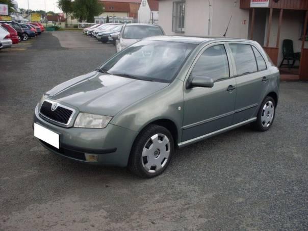 Škoda Fabia 1,4 MPI, CZ, 1. majitel, foto 1 Auto – moto , Automobily | spěcháto.cz - bazar, inzerce zdarma