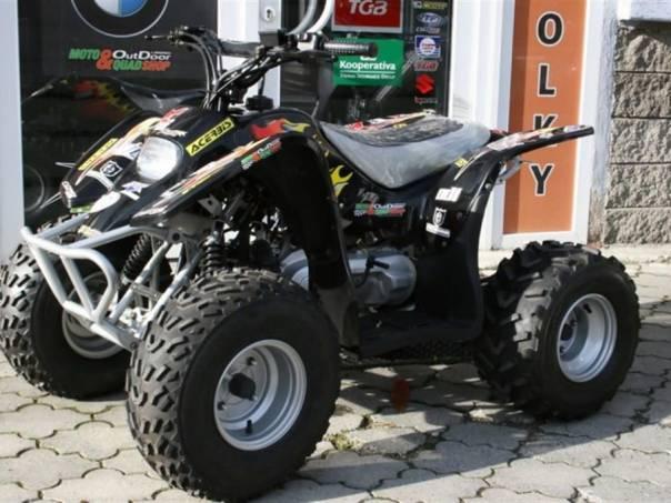 Access Motor DRR DRR 50 2T Black, foto 1 Auto – moto , Motocykly a čtyřkolky | spěcháto.cz - bazar, inzerce zdarma