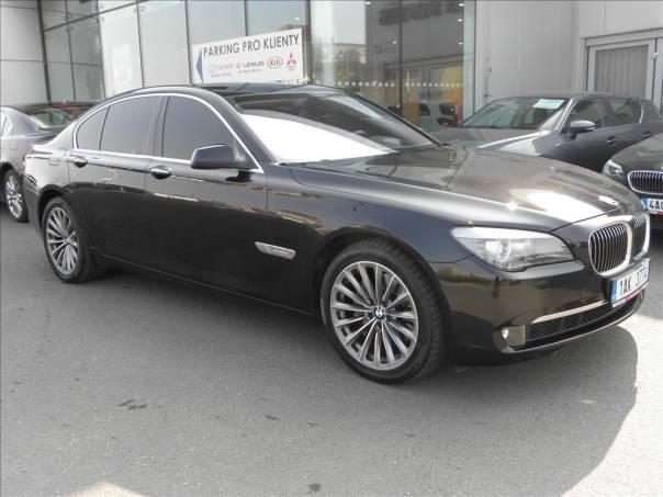 BMW Řada 7 3,0   740D AUT.ČR,max. výbava, foto 1 Auto – moto , Automobily | spěcháto.cz - bazar, inzerce zdarma