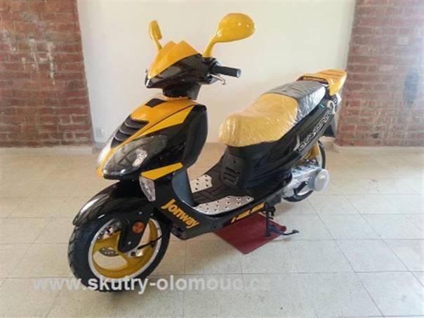ADVENTURE 125, foto 1 Auto – moto , Motocykly a čtyřkolky | spěcháto.cz - bazar, inzerce zdarma