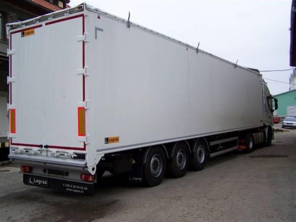 p.podl.Walkingfloor (nápr.9t), foto 1 Užitkové a nákladní vozy, Přívěsy a návěsy | spěcháto.cz - bazar, inzerce zdarma