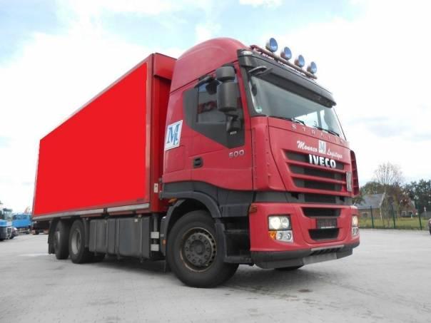 Iveco  Stralis AS260S50 6x2, foto 1 Užitkové a nákladní vozy, Do 7,5 t | spěcháto.cz - bazar, inzerce zdarma