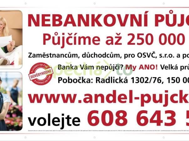 Nebankovní půjčka určena jednoznačně klientům, kteří neuspěli v bance a nebankovním sektoru, foto 1 Obchod a služby, Finanční služby | spěcháto.cz - bazar, inzerce zdarma