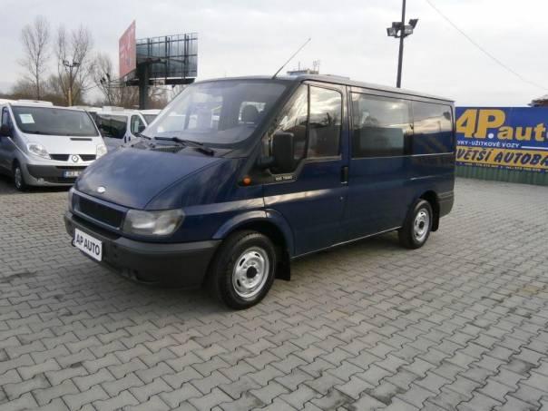 Ford Transit 260S 6MÍST SERVISKA, foto 1 Užitkové a nákladní vozy, Do 7,5 t | spěcháto.cz - bazar, inzerce zdarma